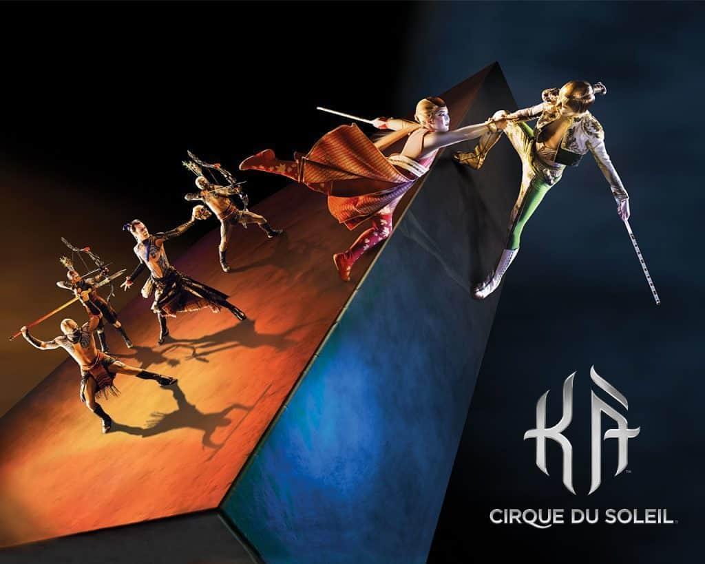 KA by Cirque du Soleil Promo Codes