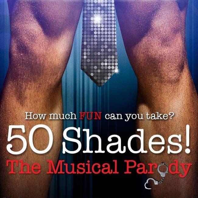 50 Shades! The Parody Promo Codes