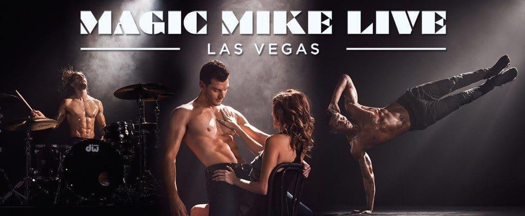 Magic Mike Live Las Vegas Promo Codes