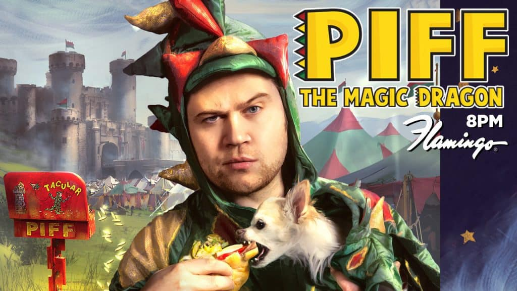 Piff The Magic Dragon Discount Ticket