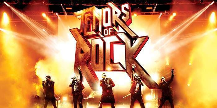 Tenors Of Rock Discount Tickets