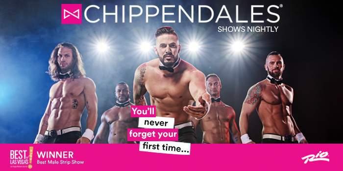 Chippendales Las Vegas Promotion Codes