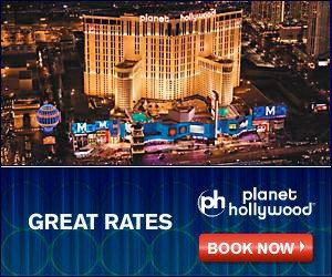 Planet Hollywood Las Vegas Promo Codes