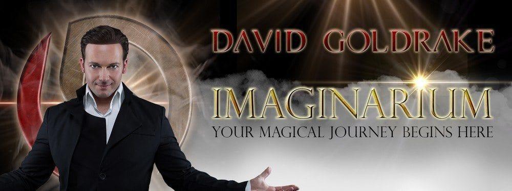 David Goldrake – Imaginarium Promo Codes and Discount Tickets