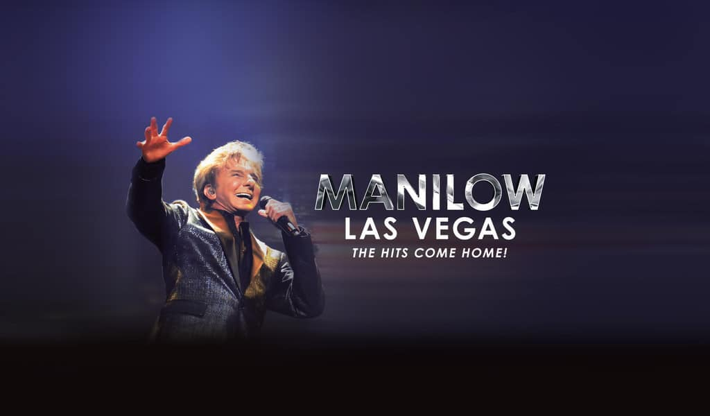 Barry Manilow Las Vegas Discount Tickets