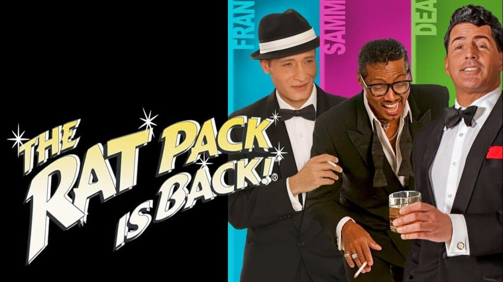 The Rat Pack Is Back! Discount Tickets