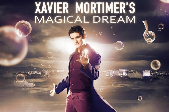 Xavier Mortimer's Magical Dream Discount Tickets, Coupons and Promotion Codes