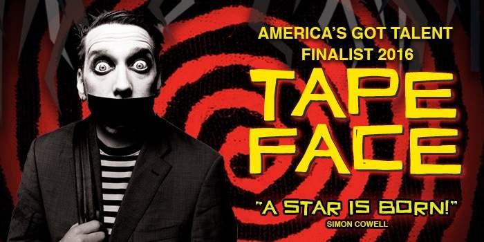Tape Face Las Vegas Promotion Codes