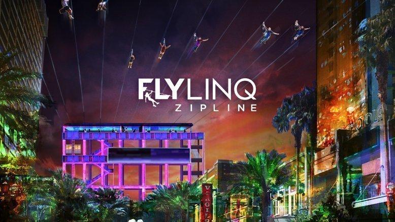 Fly Linq Zipline Discount Tickets