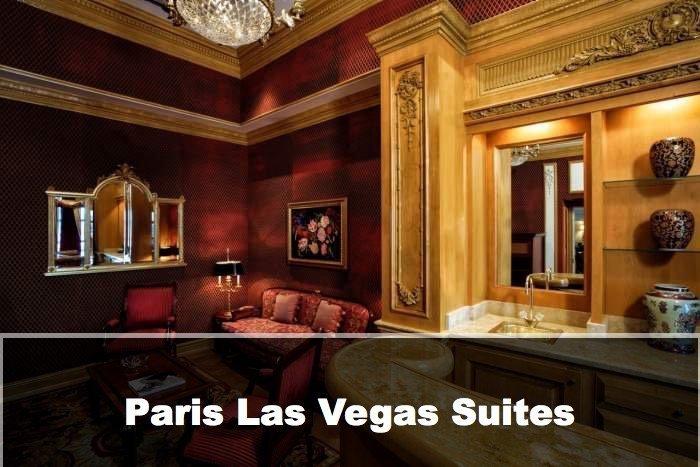 Paris Las Vegas Suites Promotion Code