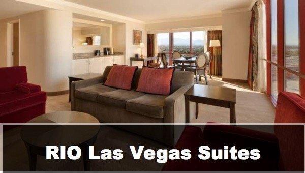 RIO Las Vegas Suite Promotion Code