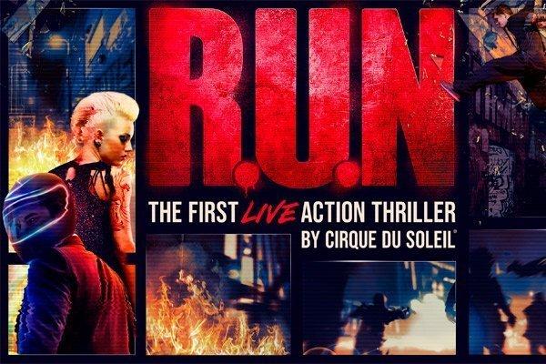 Cirque du Soleil Run Promotion Codes