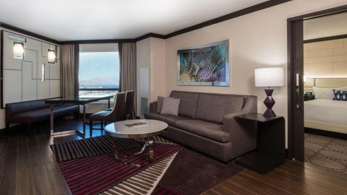 Harrahs Las Vegas Suites