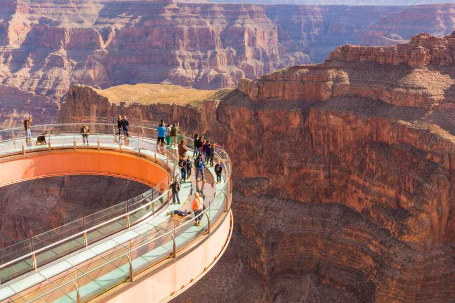 Grand Canyon West Skywalk Promo Code