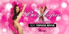 X Burlesque Discount Tickets