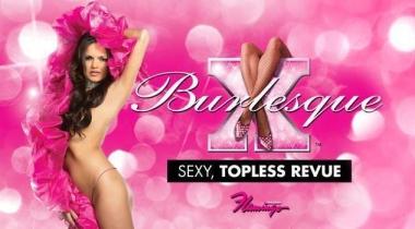 X Burlesque Discount Tickets