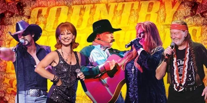 Country Superstars Vegas Discount Ticket Offer – Save $30