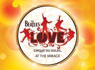 Beatles LOVE Cirque du Soleil Promo Code – 10% Off All Tickets