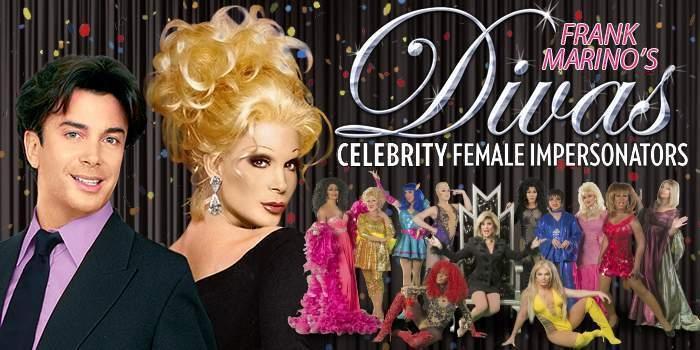 Frank Marino's Divas Las Vegas Promo Code – $60 Off Golden Circle Seating