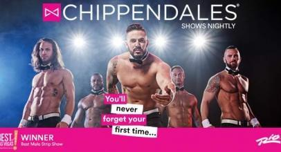 Chippendales Las Vegas Promotion Codes and Discount Tickets