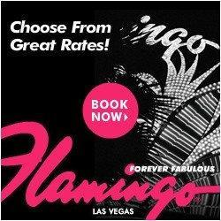 Flamingo Las Vegas Promo Code – 5% Off Best Rates
