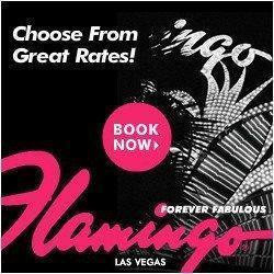 Flamingo Las Vegas Promo Code – 5% Off Best Rates