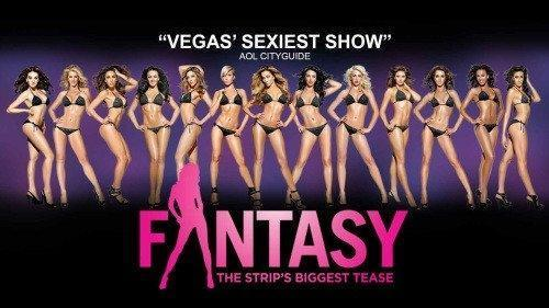 FANTASY at Luxor Promo Code – 20% Off Show Tickets