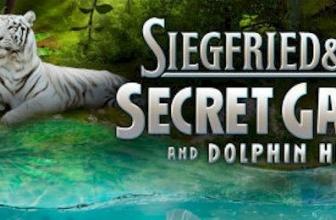 Siegfried & Roy's Secret Garden and Dolphin Habitat Discount Tickets
