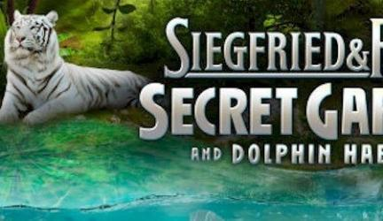 Siegfried & Roy's Secret Garden and Dolphin Habitat Discount Tickets