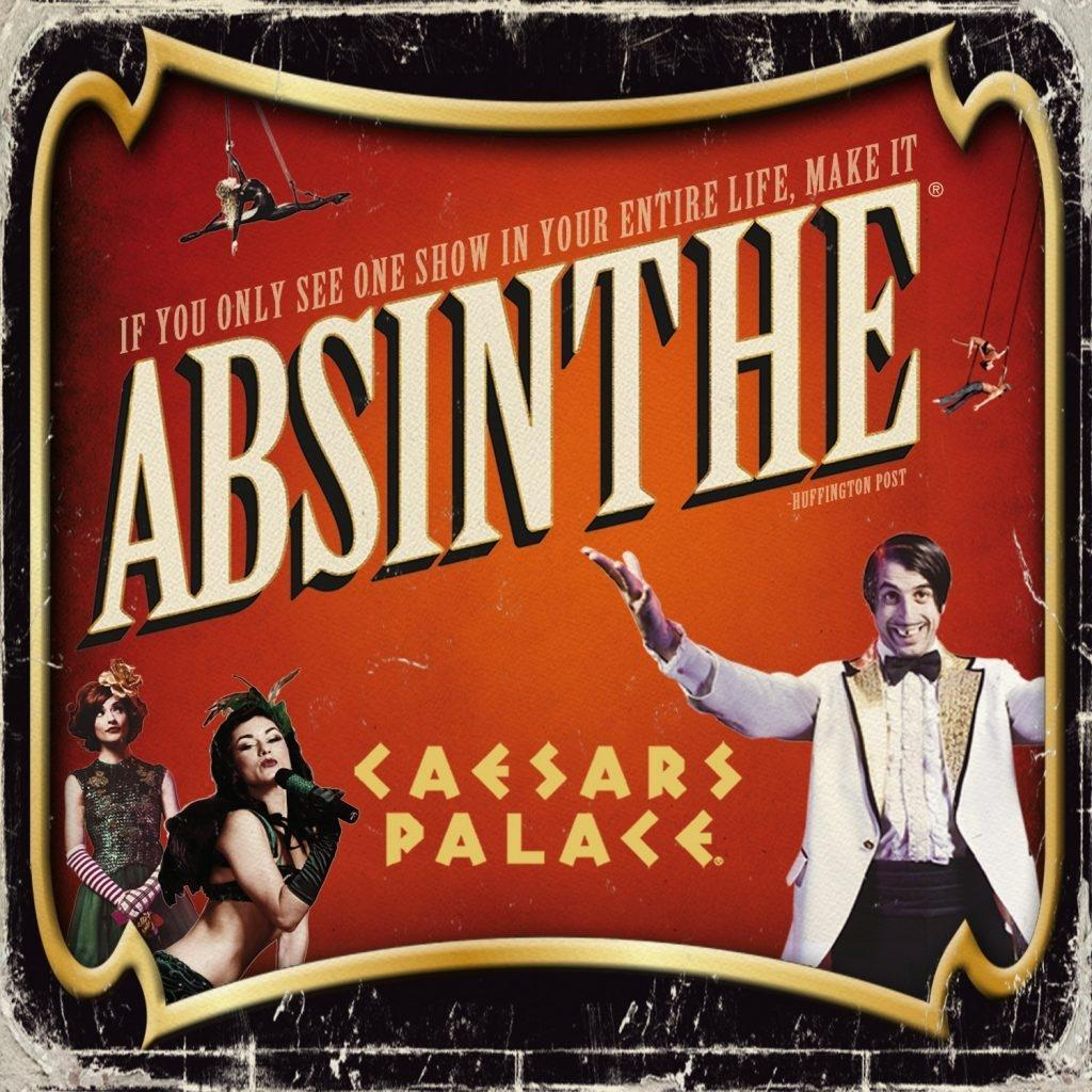 Absinthe Las Vegas Promo Code – $20 Off
