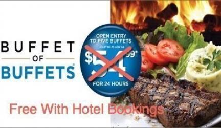 Buffet Of Buffets Promotion