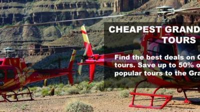 Grand Canyon Tour Discounts – Las Vegas