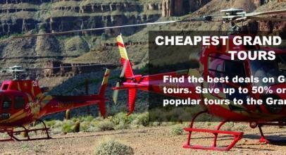 Grand Canyon Tour Discounts