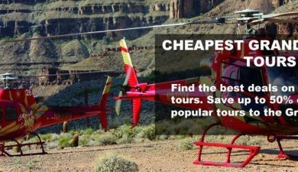 Cheap Grand Canyon Tours From Las Vegas