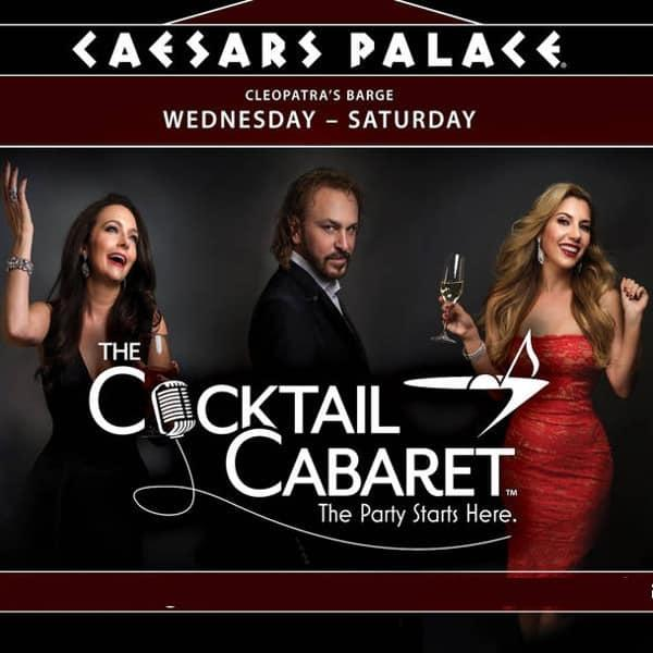 Cocktail Cabaret Discount Ticket Promotion – Save $30 on VIP Tickets