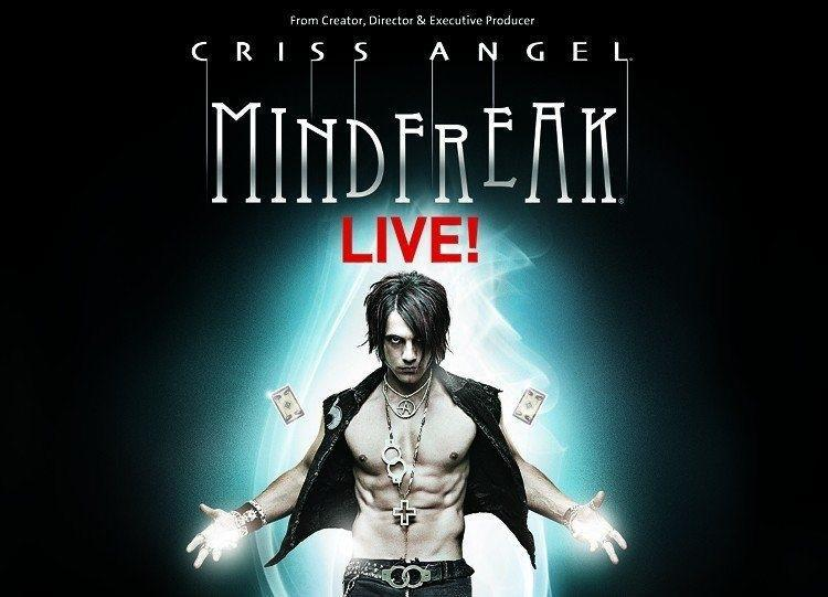 Criss Angel Mindfreak Promo Code Offer – $55 Tickets