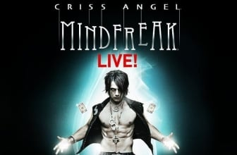 CRISS ANGEL Mindfreak Live Las Vegas Promo Codes and Discount Tickets