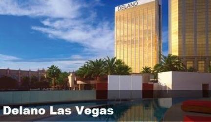 Delano Las Vegas Promotion Code – 25% Off Room Rates & 35% Off Suites