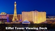 Eiffel Tower Experience Las Vegas Promotion Code – $20 Off Family 4 Pack