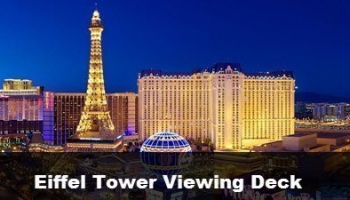Eiffel Tower Experience Las Vegas Promotion Code – $6 Discount