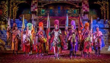 Tournament Of Kings Dinner Show Promo Codes and Discount Tickets