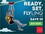 Fly Linq Zipline Promotion Code - Save $5