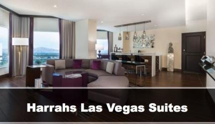 Harrah's Las Vegas Promo Code – 20% Off Suites + $50 Daily Dining Credit