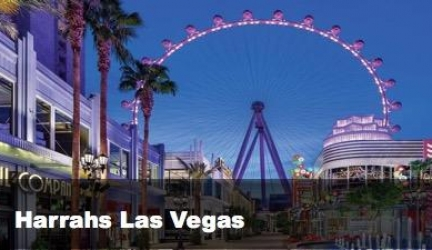 Harrah's Las Vegas Promo Code – Pick Your Savings 35% Off Sale