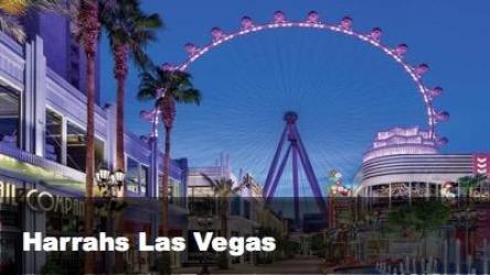 Harrah's Las Vegas Hot Rates Promo Code – 20% Off Discount Code