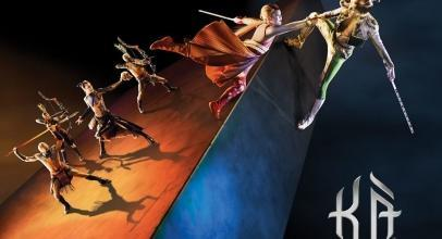 KA by Cirque du Soleil Promo Codes and Discount Tickets