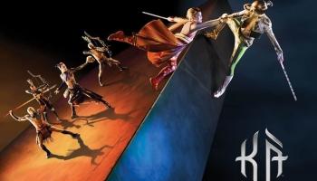KÀ by Cirque du Soleil Promo Code – Free Seat Upgrade