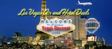 Las Vegas Air and Hotel Package Discounts, Deals, and Promotion Codes
