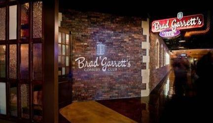 Brad Garrett's Comedy Club Discount Tickets
