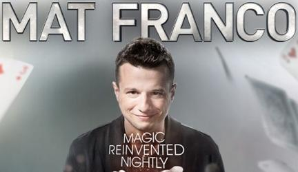 Mat Franco Promo Codes and Discount Tickets – Save At Least $25